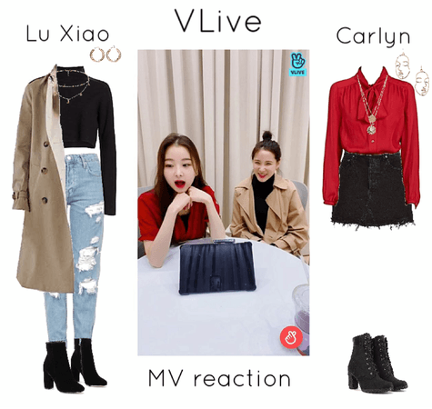 Vlive- Music Video Reaction