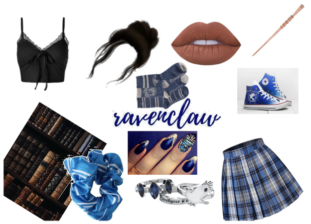 Modern Hogwarts Houses 4: Ravenclaw - Out of Class