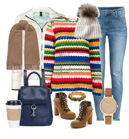 Dress Warm and Colourful