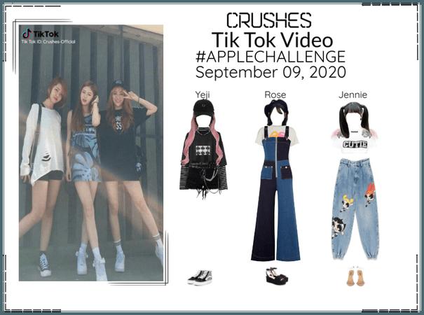 Crushes (호감) [RapLine] Tik Tok Challenge