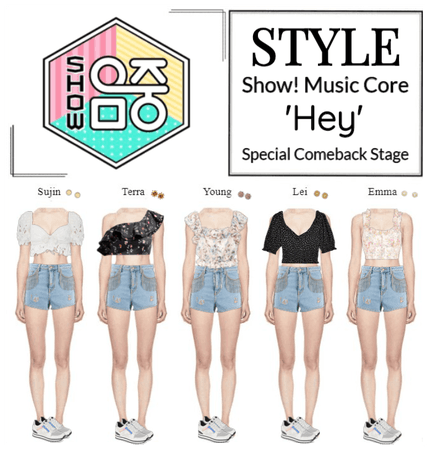 STYLE Show! Music Core 'Hey' Special Stage