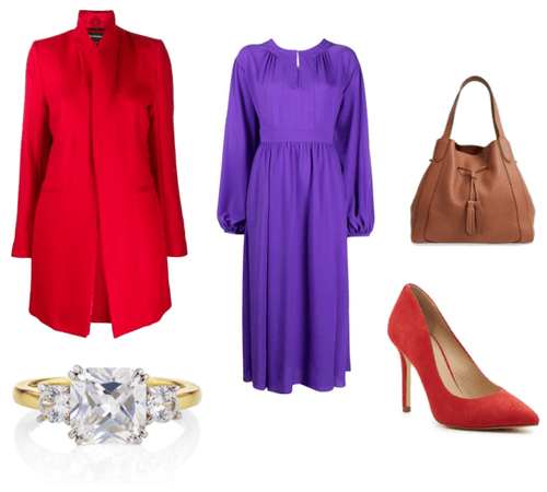 duchess of sussex inspired outfit #2