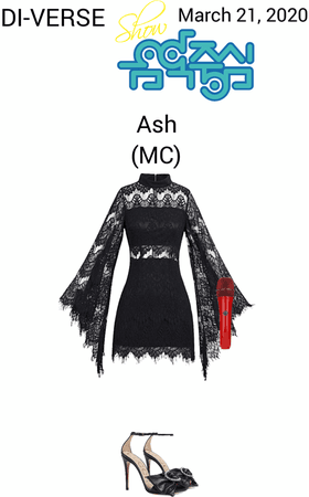 DI-VERSE Ash (MC) Show! Music Core
