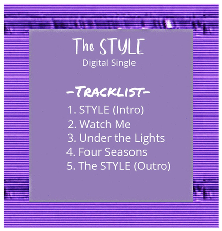 The STYLE Tracklist