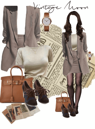 Work - Business vintage Formal