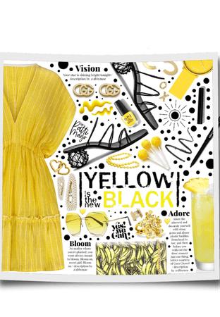 Yellow & Black 💛🖤