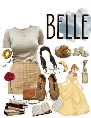 disney ladies; belle