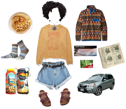 Granola Girl - Subaru