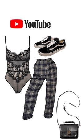 teenage casual girl