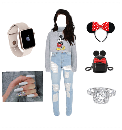 Mickey fashion