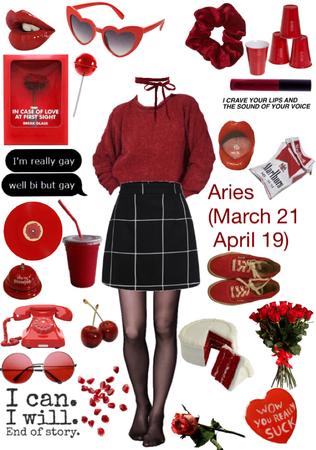 Look #89: aries