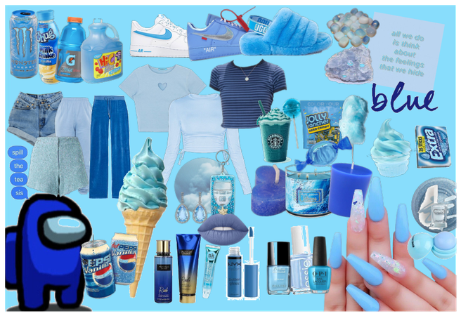 Blue Set💙💦💍