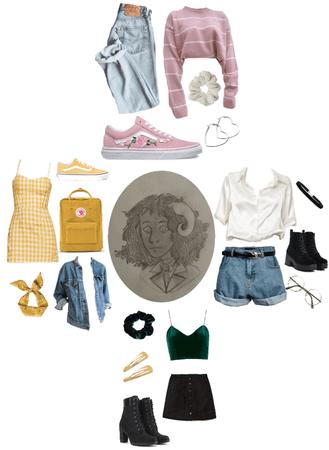 Katya outfits
