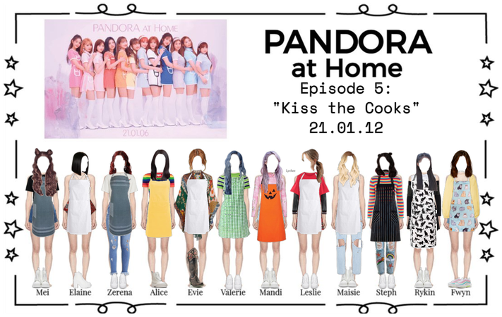 PANDORA at Home [Ep. 5]