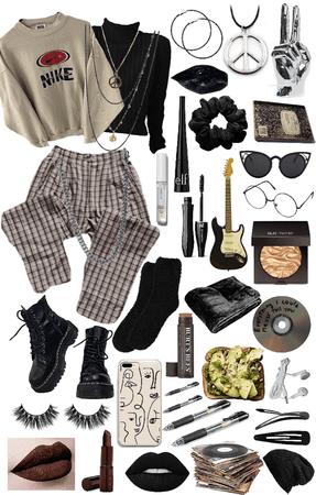 my style as a sag <3