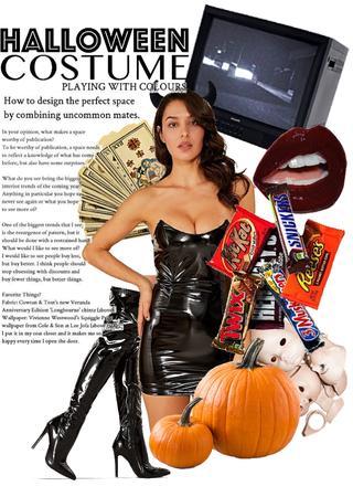 devil halloween costume