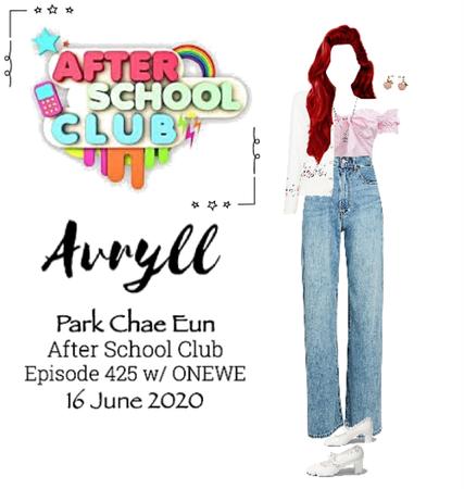 AVRYLL [아브릴] After School Club 200616