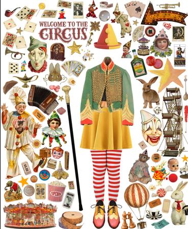 Vintage Circus - Ringmaster