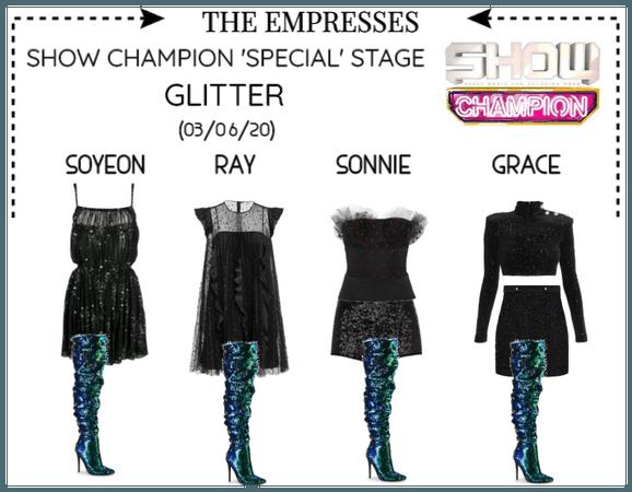 [EMPRESS] SHOW CHAMPION | GLITTER