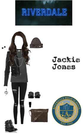 Riverdale: Jackie Jones at Riverdale High