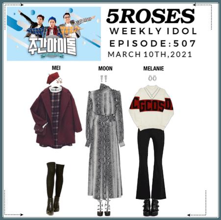 5ROSES 5 장미 - WEEKLY IDOL