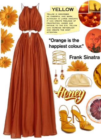 Orange blood