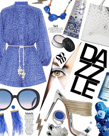 dazzle | celebrate ootd