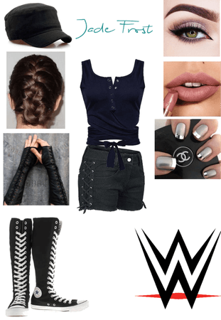 WWE Jade Frost Outfit #1