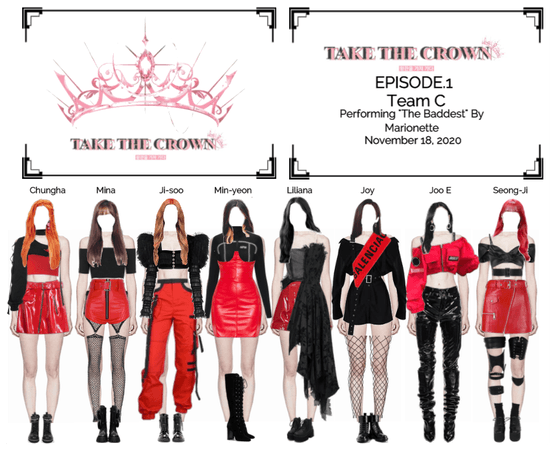 """""""Take The Crown"""" Ep.1 [Team C]"""