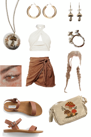 brown casual