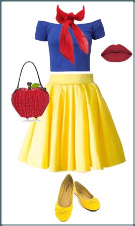Off to Disney  - Snow White