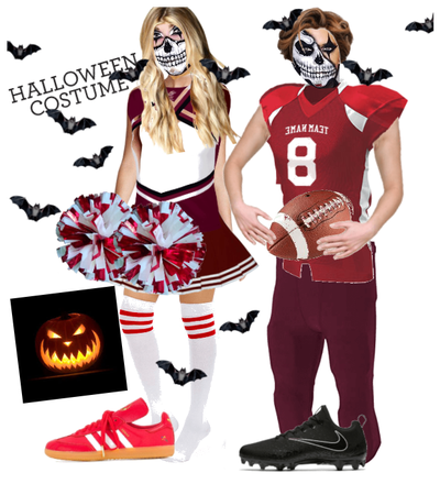 Scary Cute Couple Costume