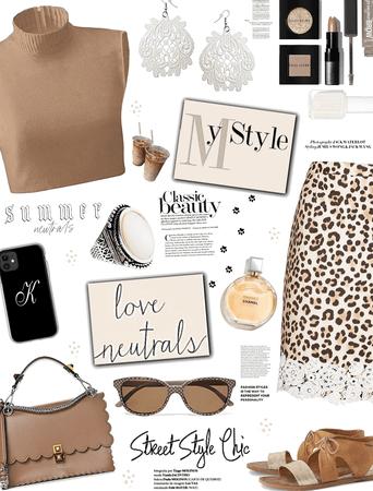 love summer neutrals, my style