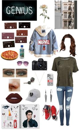 Madeline Jane (MJ) ♡ + Peter Parker (Spider-Man)