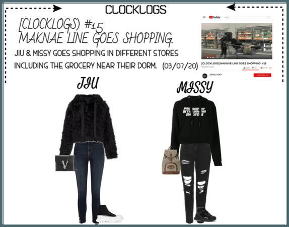 *CWK*| CLOCKLOGS EP.15 | MAKNAE LINE GOES SHOPPING