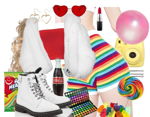 Rainbow Sweet