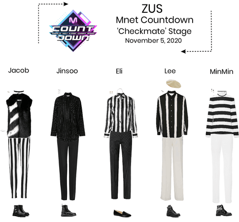 Zus// 'Checkmate' M Countdown Stage
