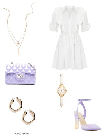 Classy, Purple Me