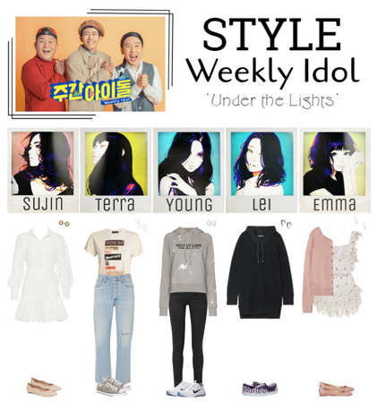 STYLE Weekly Idol 'Under the Lights'