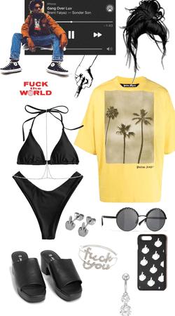Summer Flip Off