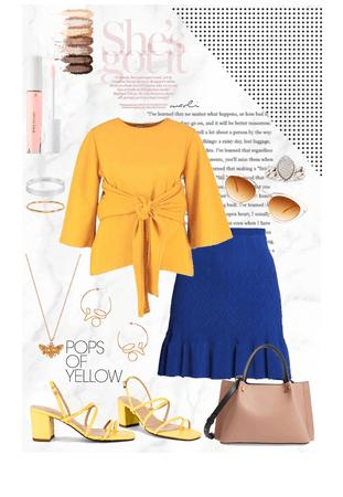 Chloe Yellow
