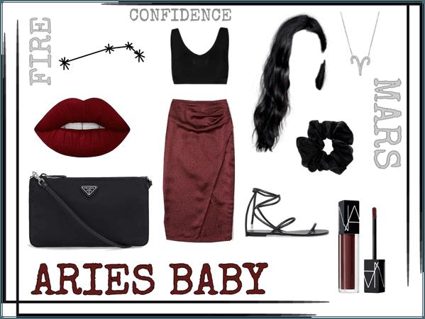 Aries Baby