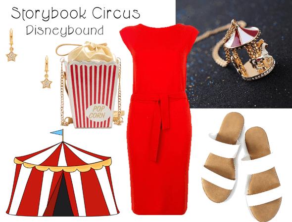 Storybook Circus Disneybound