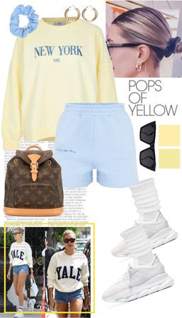 Fall Yellow 🍂🍋