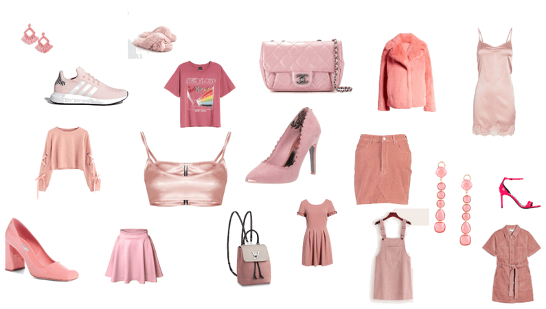 Pretty in Pink (Part 1)