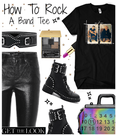How to Rock a Band Tee (Jack & Jack)