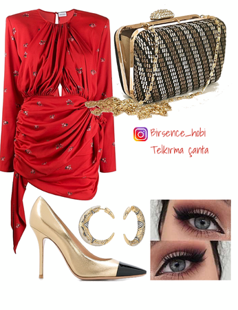 handmade clutch outfit