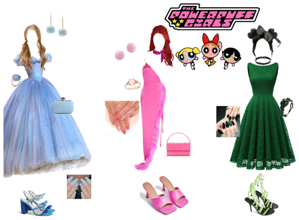 PPG Inspired-Prom Idea