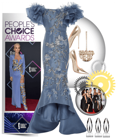 Peoples Choice Awards: Red Carpet Style