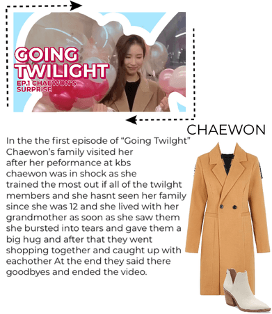 GOING TWILIGHT EP.1 CHAEWON'S SUPPRISE